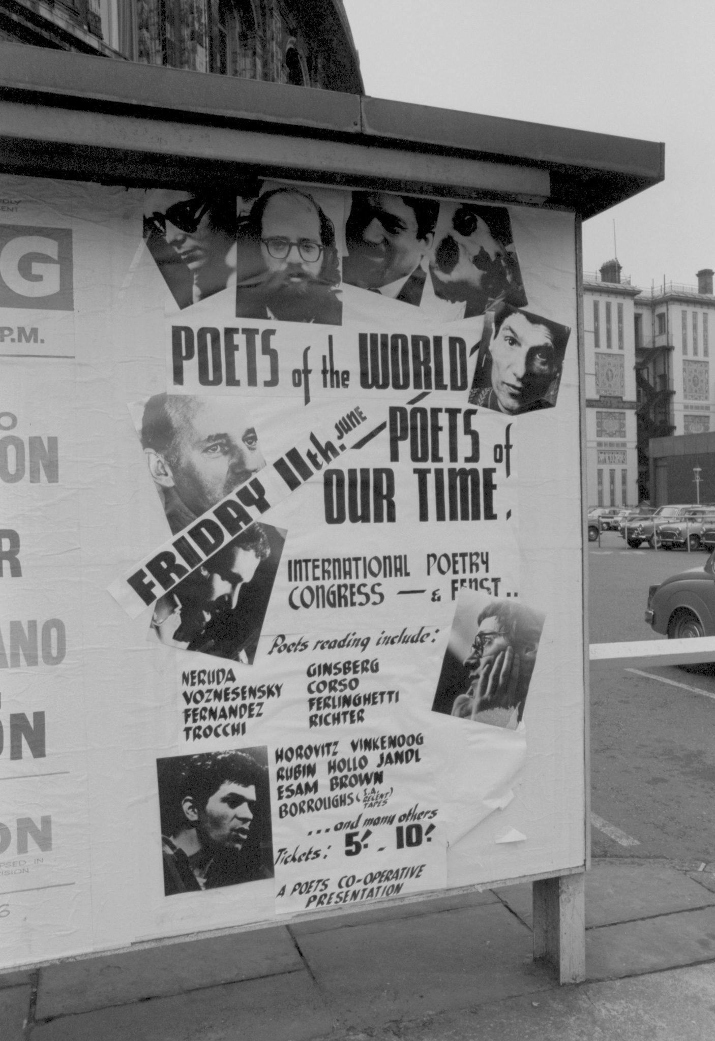 International Poetry Congress Poster