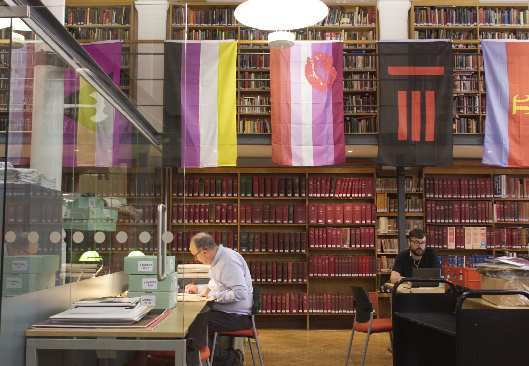 The Bishopsgate Library