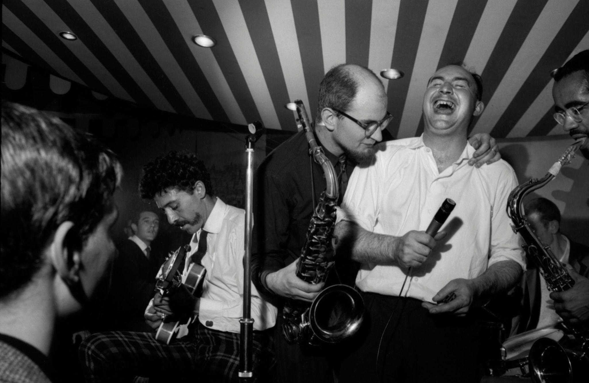 Blues Inc. gig