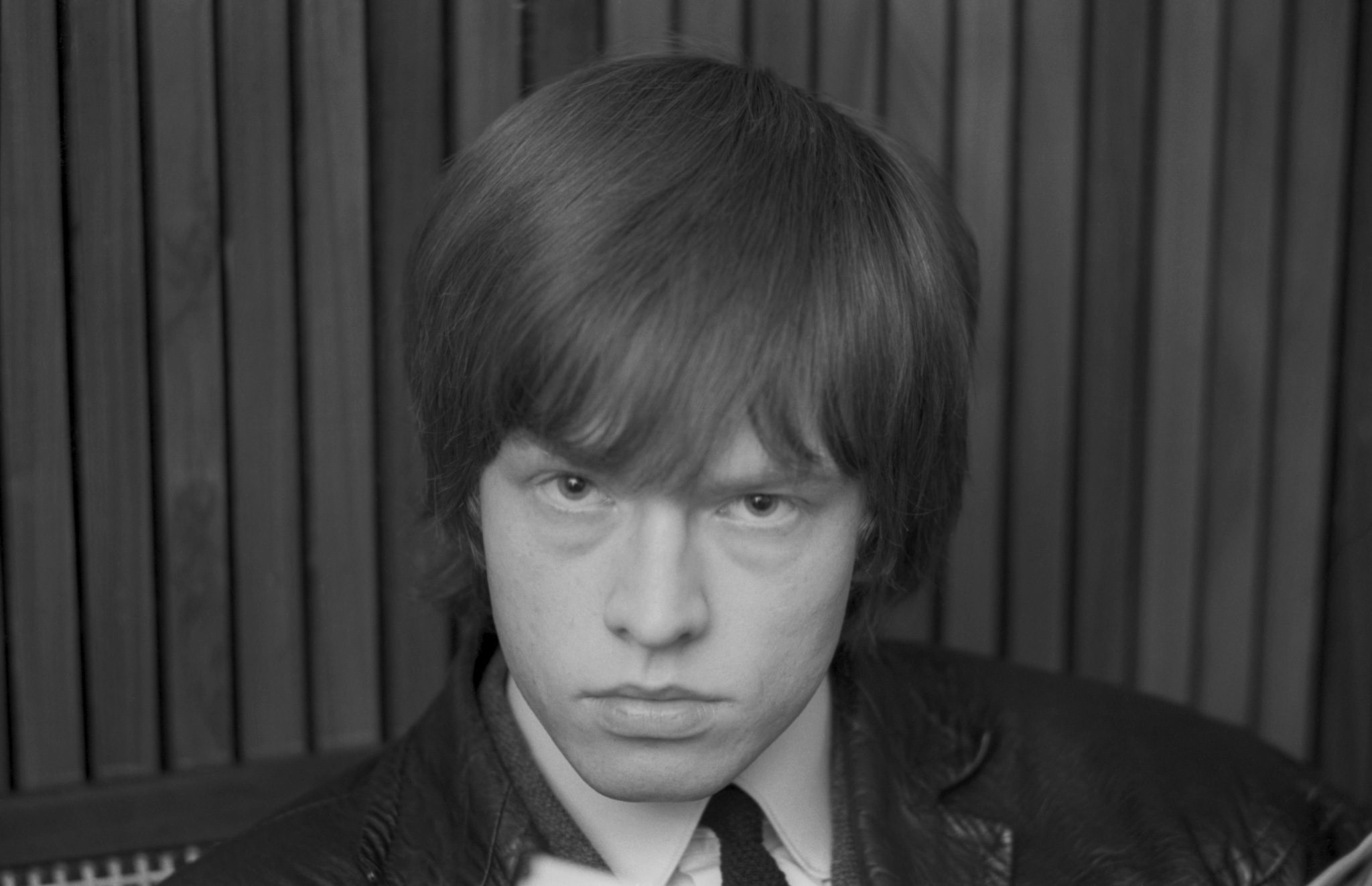 Brian Jones moody