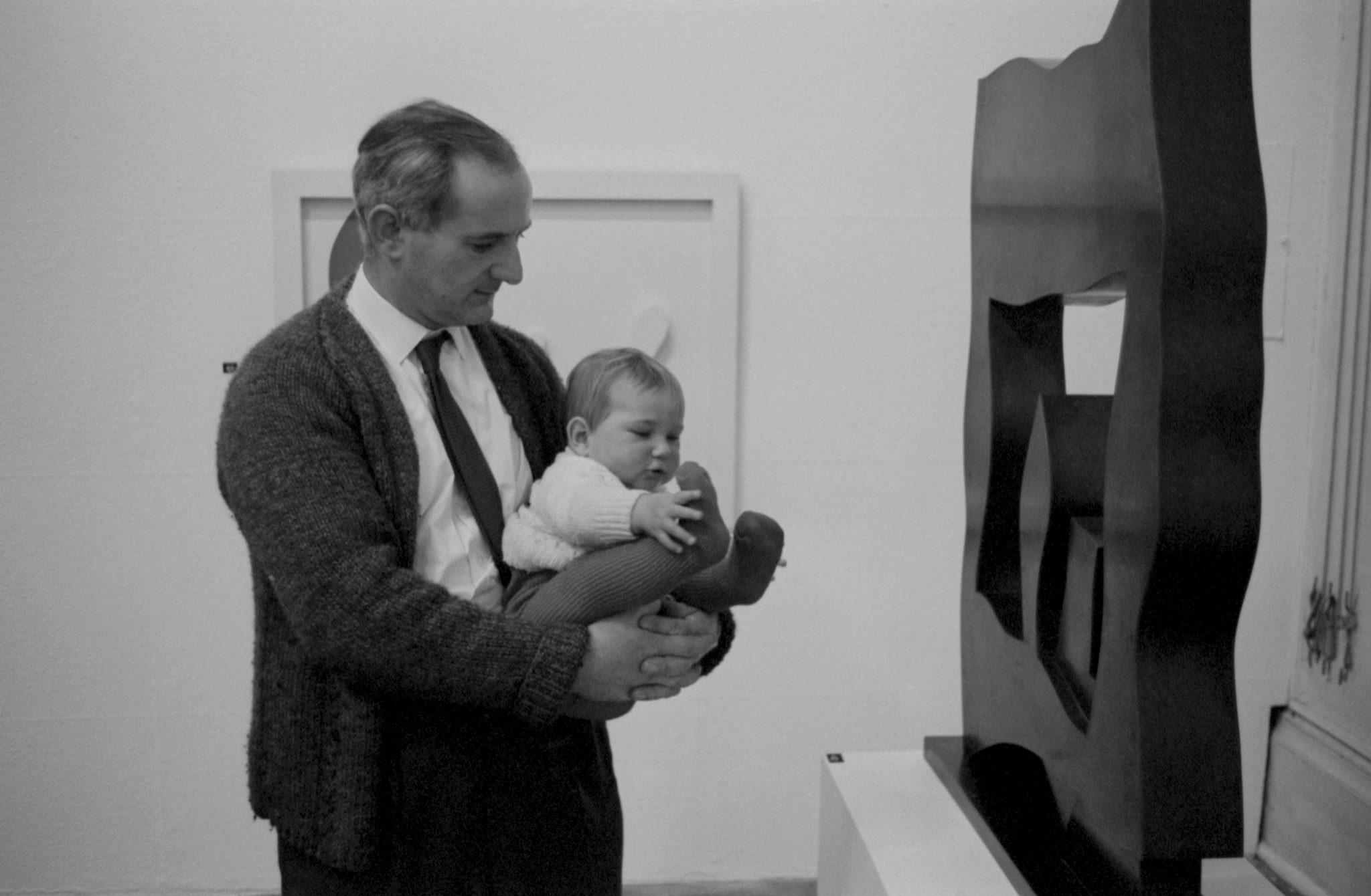 Henry Moore Show baby