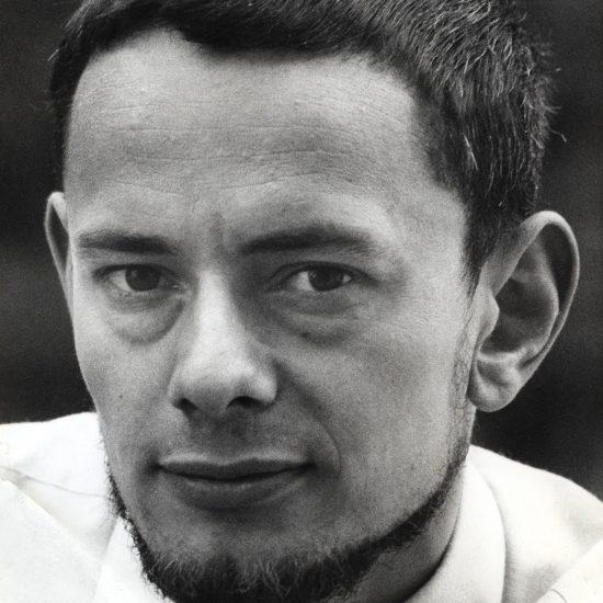 John Hoppy Hopkins portrait, England circa 1960s