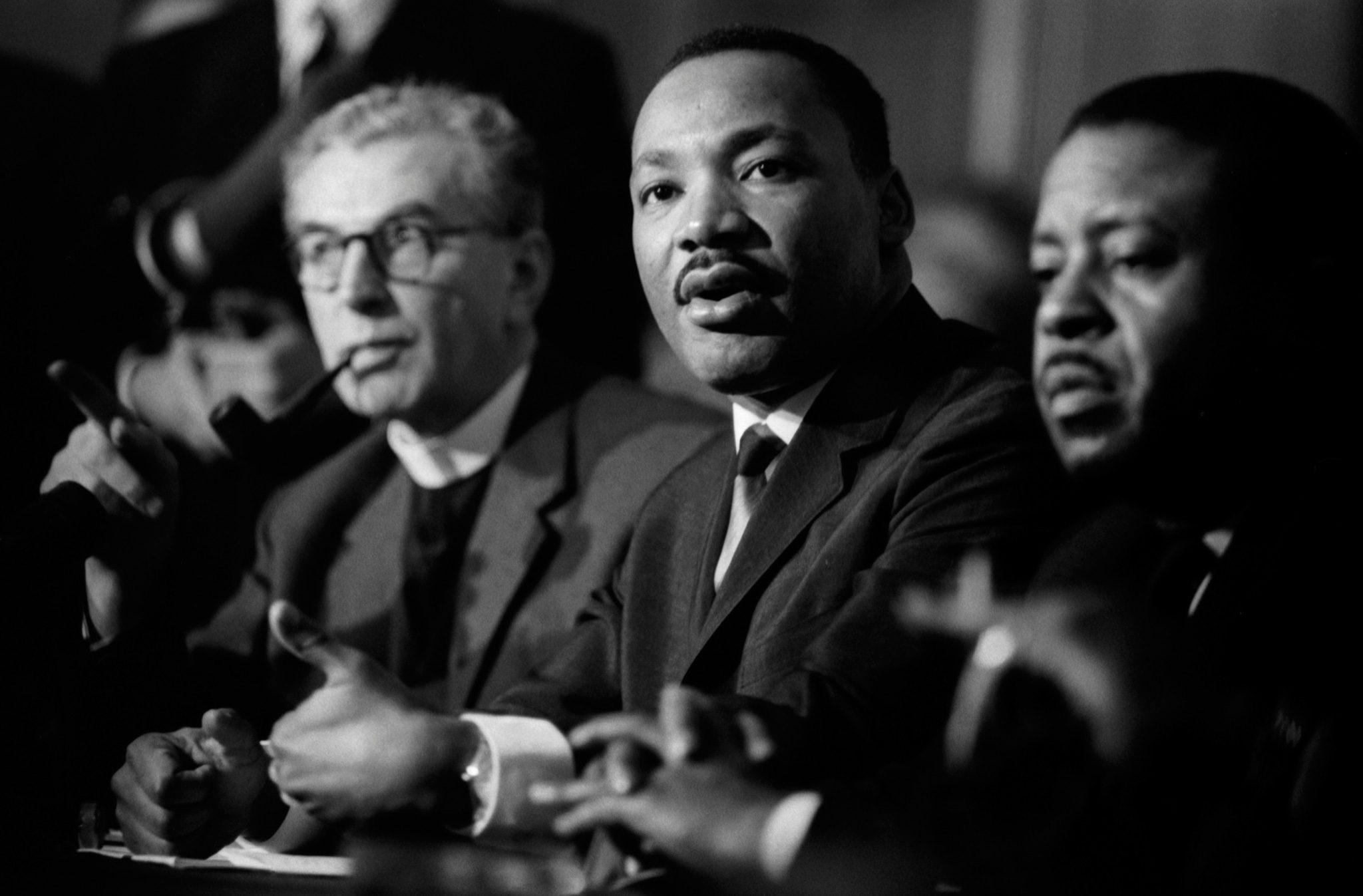 Canon Collins, MLK, Ralph Abernathy
