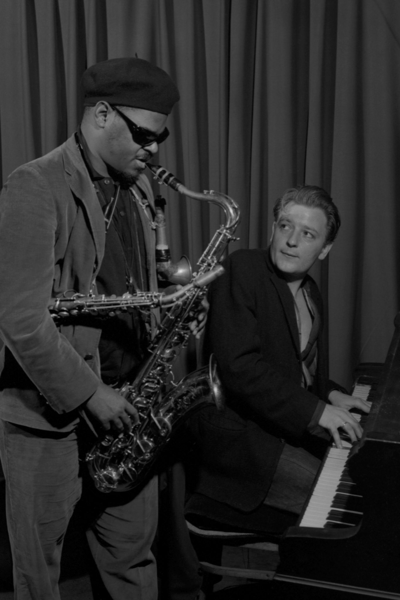 Rahsaan Roland Kirk and Stan Tracey