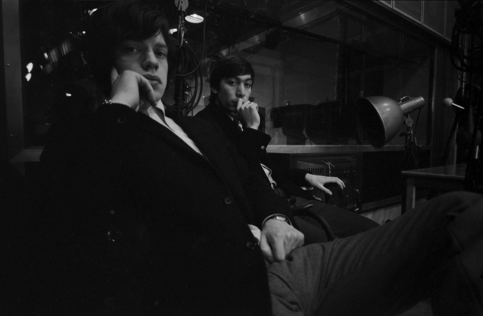 Mick and Charlie
