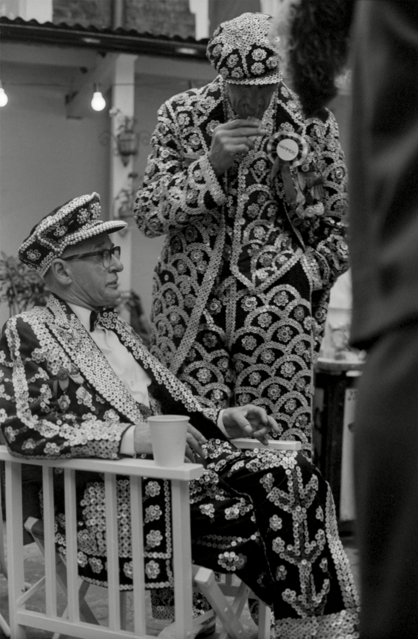 Pearly Kings Discuss