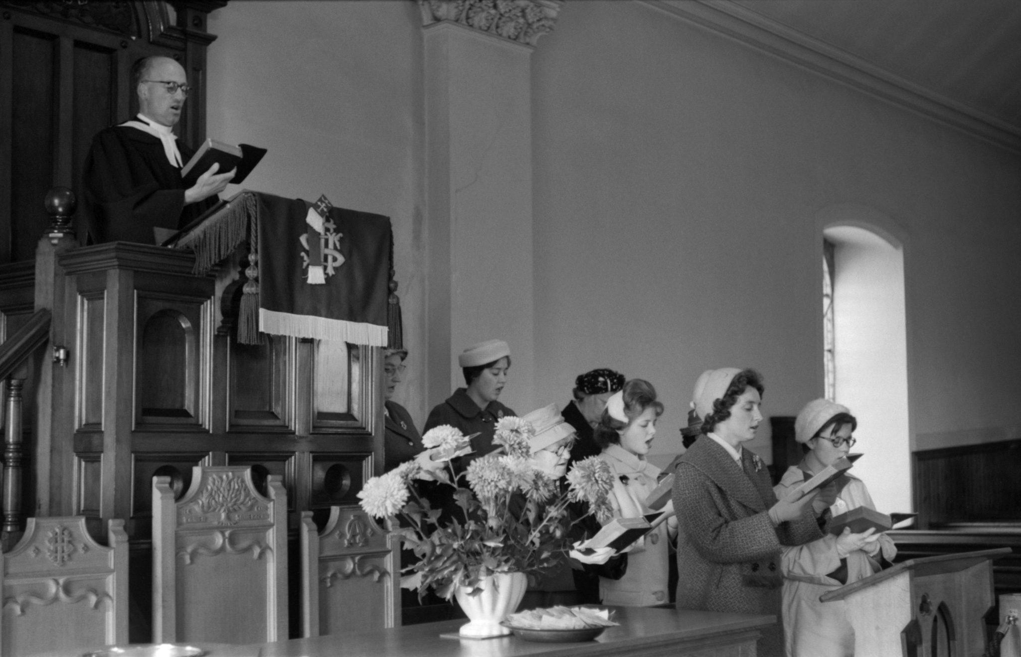Pulpit hymn
