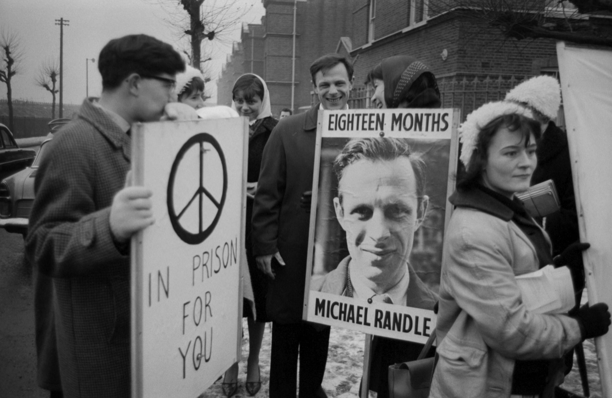 Dr. Michael Randle leaves Wormwood Scrubs