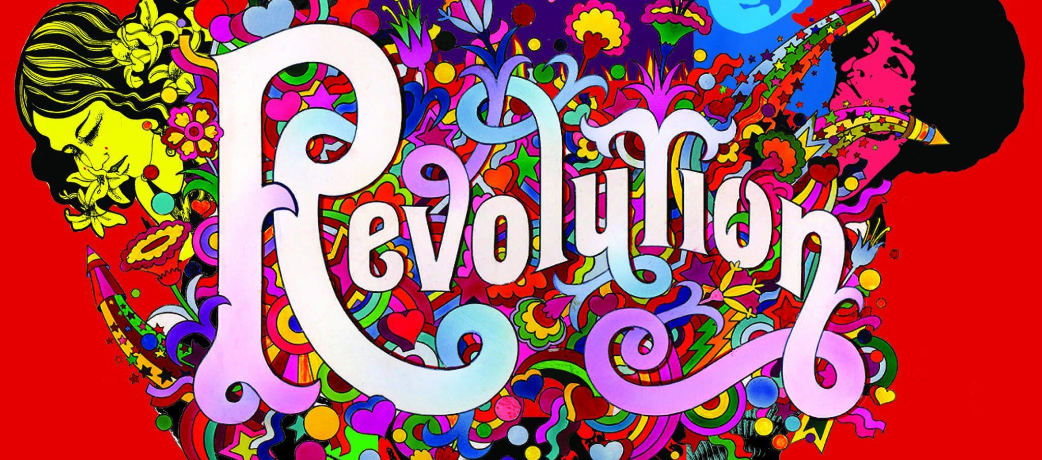 Revolution - Musica E Ribelli 1966-1970