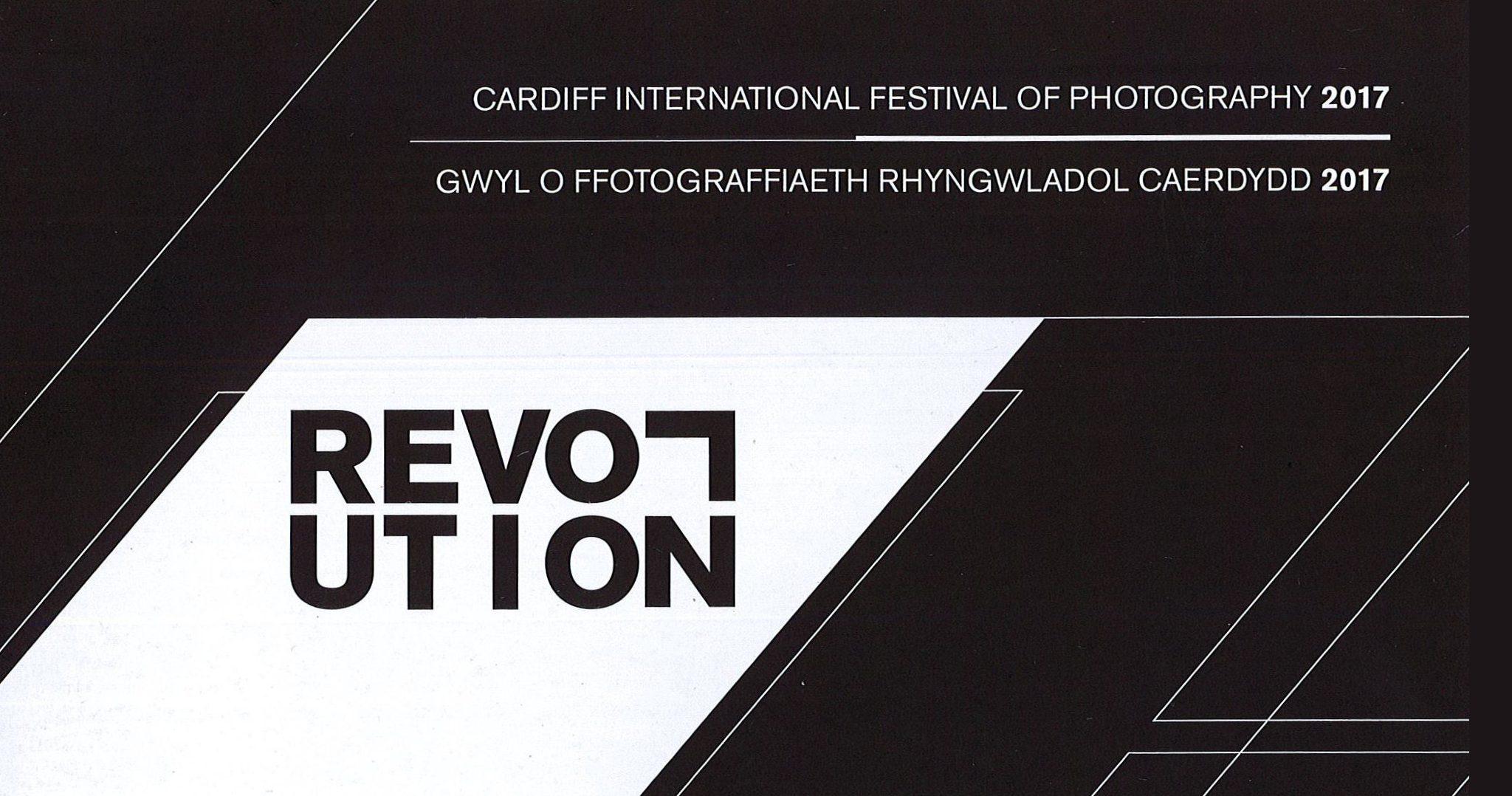 Revolution catalogue Cardiff 2017