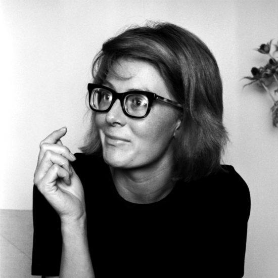 Portrait of Sarah Poliakov, circa 1963