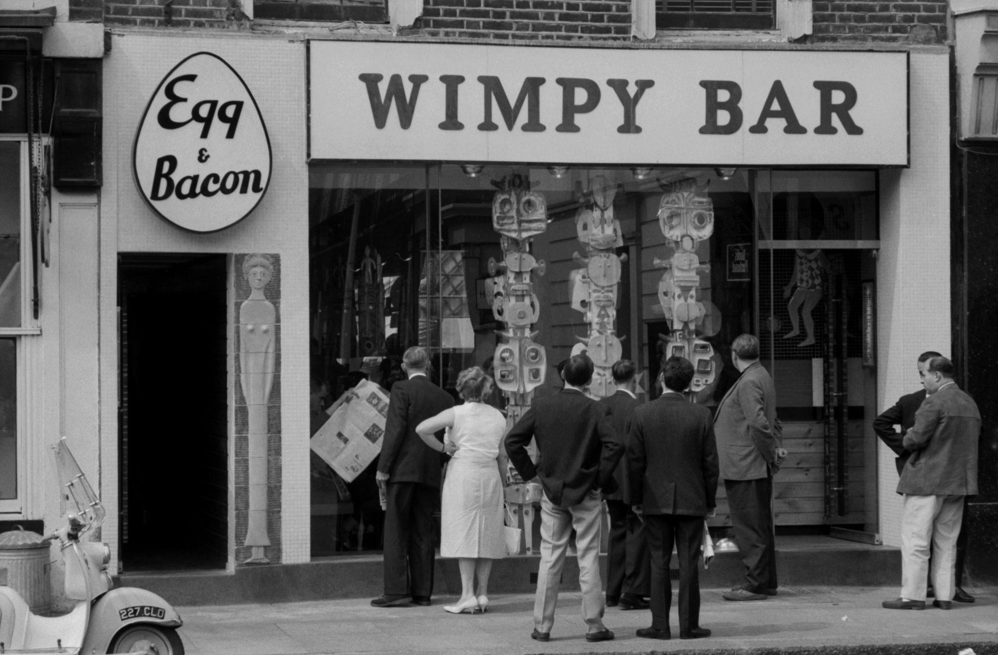 Wimpy Bar Art